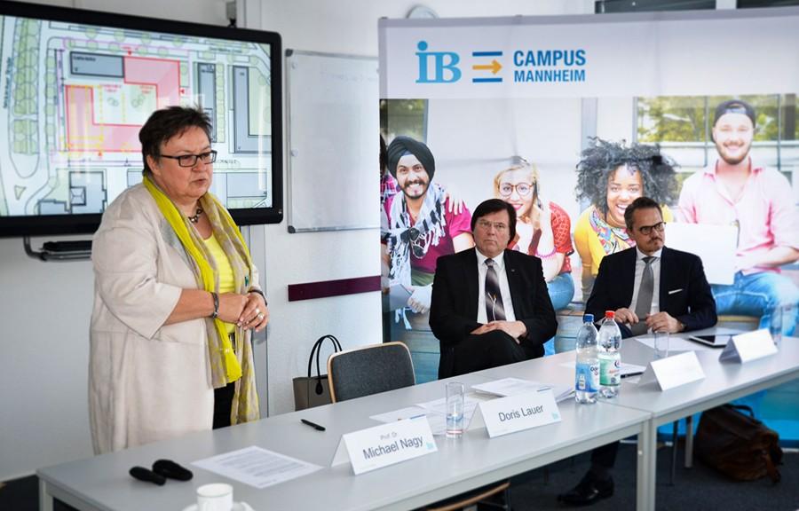 """""""Ib Campus Mannheim"""" definiert Bildung neu"""