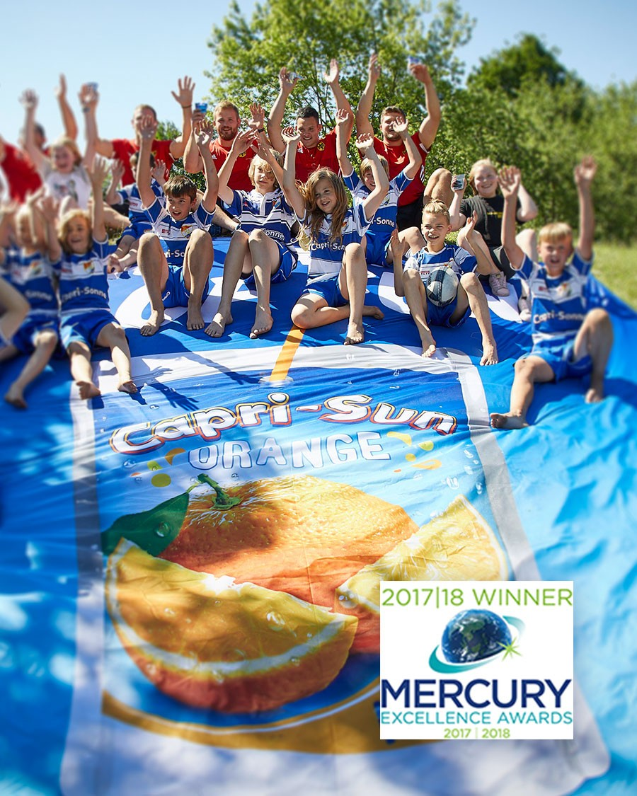 Mercury Excellence Awards: Gold für Event-Kampagne
