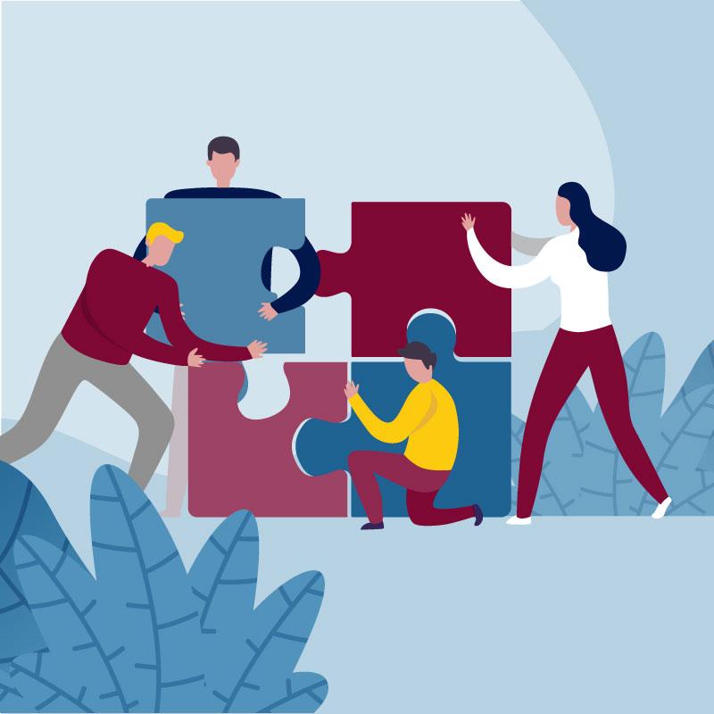 Teamwork für eine erfolgreiche Krisenkommunikation