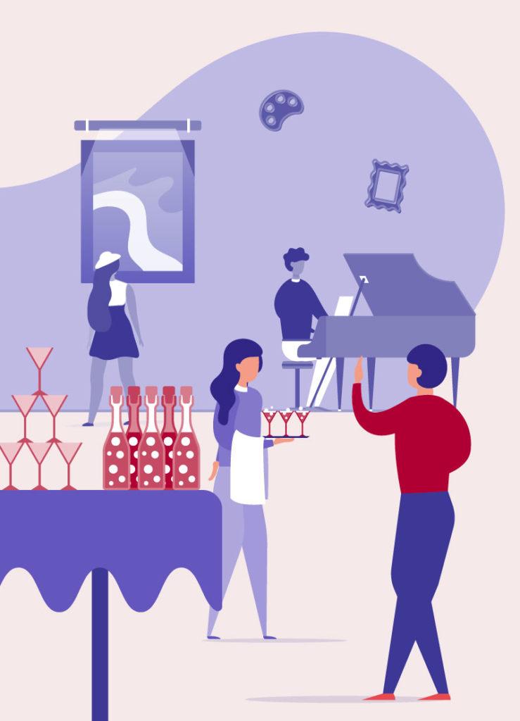 After Work – Alternative Veranstaltungskonzepte im Museum